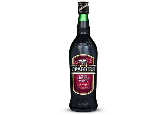 Crabbies Mulled Ginger Wine Bottle