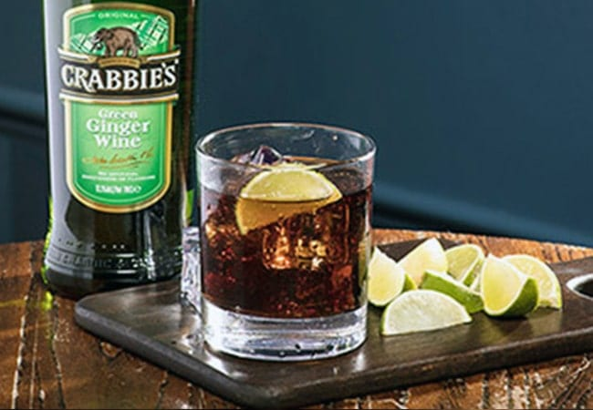 Crabbies Ginger and Cola Serve
